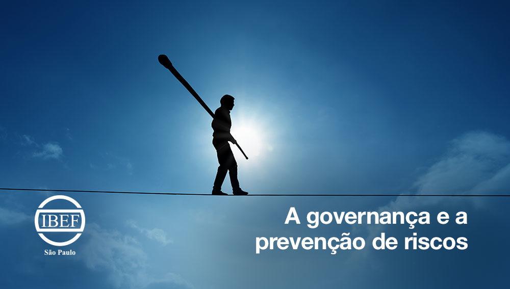 A governança e a prevenção de riscos