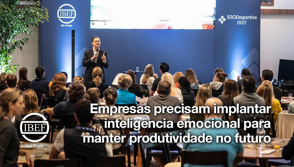 Empresas precisam implantar inteligência emocional para manter produtividade no futuro