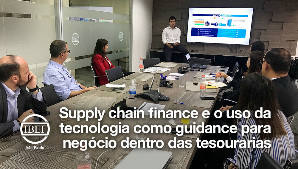 Supply chain finance e o uso da tecnologia como guidance para negócio dentro das tesourarias