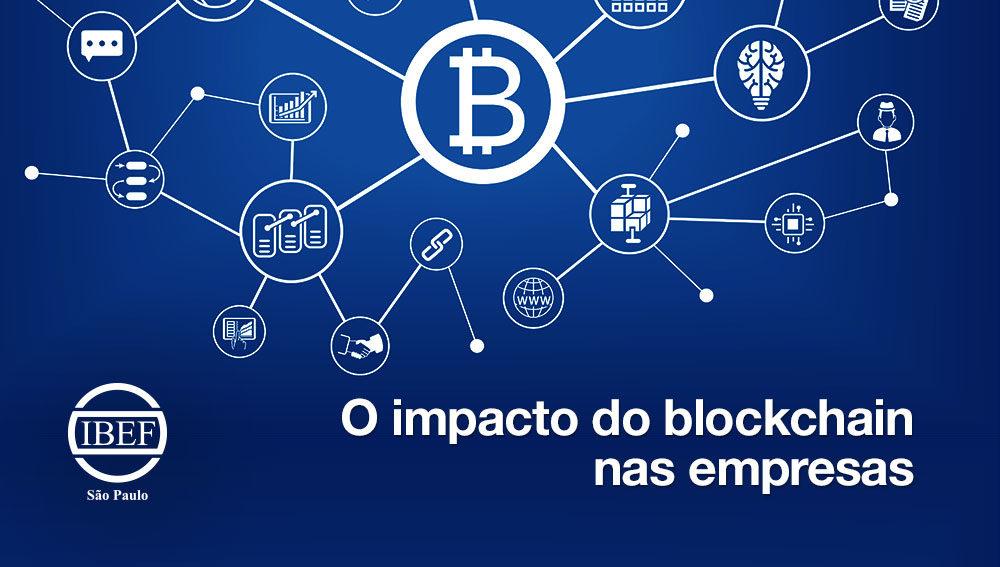 O impacto do blockchain nas empresas